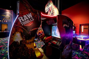 Raw Thrills!